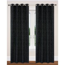Delta Grommet Curtain Panels (Set of 2)