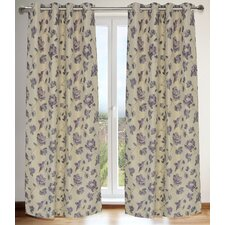 Caitlin Grommet Curtain Panel (Set of 2)