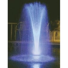 Compact Floating Fountain LED Light