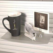 Details® Slatwall Personal Shelf