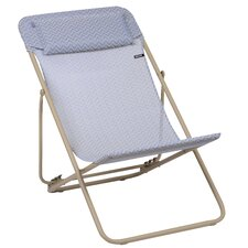 Maxi Transat Plus Folding Sling Chair (Set of 2)