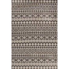 Lindor Black/Gray Area Rug