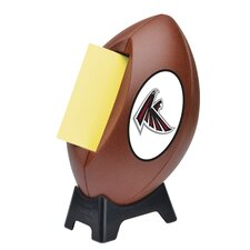 NFL Post-it Pop Up Notes Football Dispenser