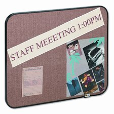 Sticky Self-Stick Cork Wall Mounted Bulletin Board, 2' x 2'