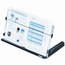 In-Line Freestanding Copyholder, Plastic, 300 Sheet Capacity