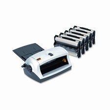 "Heat Free Laminator, 8-1/2"" Wide, 1/10"" Maximium Document Thickness"