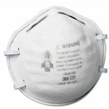 N95 Particle Respirator 8200 Mask, 20/Box