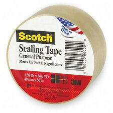 Tartan Commercial Grade Packaging Tape (Set of 4)