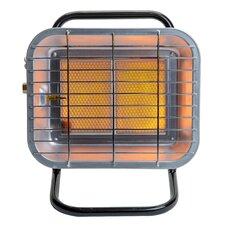 15,000 BTU Portable Propane Infrared Compact Heater