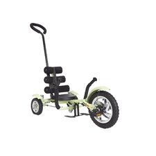 Mega Mini Roll-to-Ride Luxury 3 Wheeled Cruiser Tricycle
