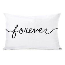 Forever Mix and Match Reversible Lumbar Pillow