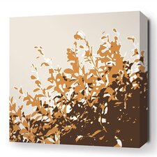 Botanicals Foliage Stretched Graphic Art on Wrapped Canvas