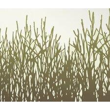 Madera Field Grass Slat Wall Hanging
