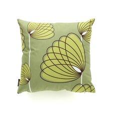 Aequorea Lotus Throw Pillow