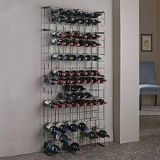 138 Bottle Wine Tie Grid Rack