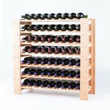 Swedish 63 Bottle Wine Rack