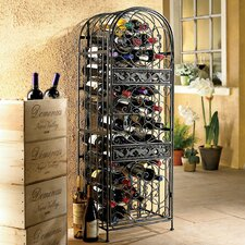 Estell 45 Bottle Wine Rack