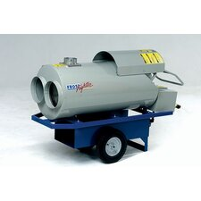 Portable Propane/Natural Gas Forced Air Utility Heater
