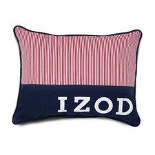 Varsity Stripe Pinstripe Throw Pillow