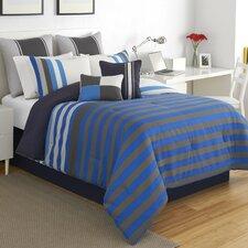 Regatta Stripe Comforter Set