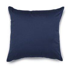 Varsity Stripe European Throw Pillow