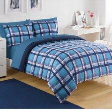 Par Plaid Comforter Set