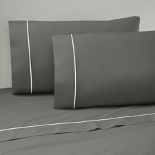 Pipeline Standard Graphite Pillowcase (Set of 2)