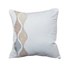 Shell Rummel Magnolia Cotton Throw Pillow