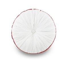 Kathy Davis Beauty of the Season Cotton Throw Pillow
