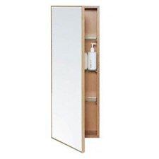 45 x 55 cm Spiegelschrank Slimline