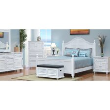 Outer Banks Panel Customizable Bedroom Set
