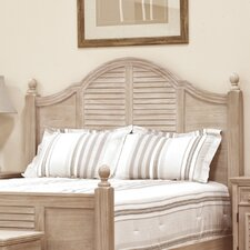 Cape May Wood Headboard
