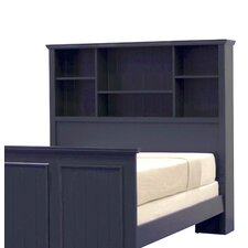 Notting Hill Captain's Bookcase Headboard