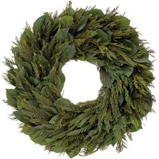 Peaceful Forest Wreath