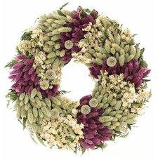 Lavender Style Wreath