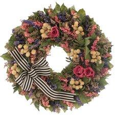 Charlotte's English Garden Wreath