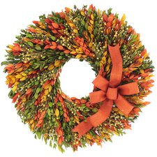 Fall Gratherings Wreath
