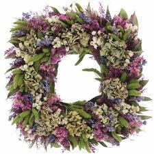 Bliss Garden Square Wreath