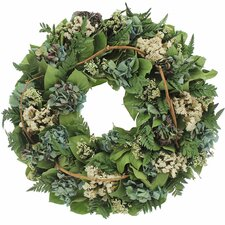 Blue Sky Natural Elements Wreath