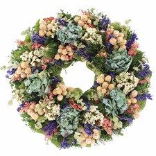 Amelia's Garden Natural Elements Wreath