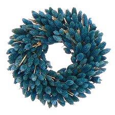 Nature's Ocean Blue Wreath