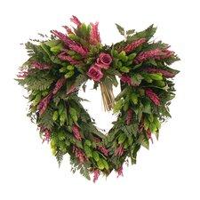 Everlasting Love Heart Wreath