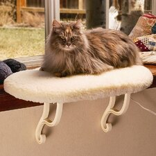 "9"" Kitty Sill Cat Perch"
