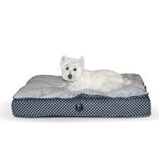Feather Top Ortho Dog Pillow