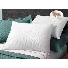 Giovanni Memory Foam Standard Pillow (Set of 2)