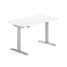 Foli Height Adjustable Table with Laminate Top