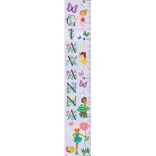 Fairy Girl Growth Chart