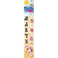Beach Girl Growth Chart