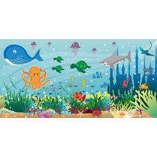 Ocean Boy Hanging Wall Mural