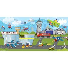 Planes Hanging Wall Mural